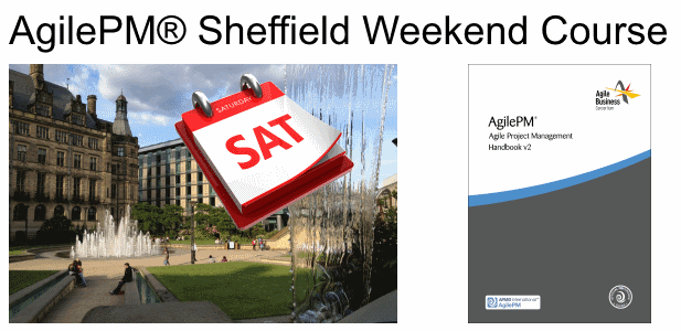 agilepm sheffield weekend