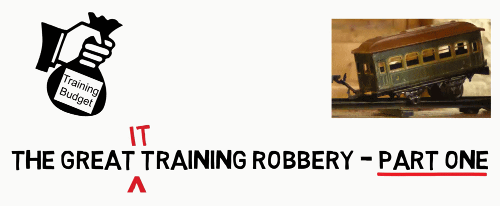 Great Training Robbery