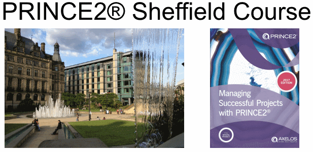 prince2 sheffield weekday