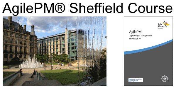 AgilePM Sheffield Course